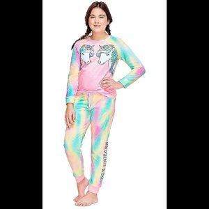 New With Tags Unicorn Pajama Set